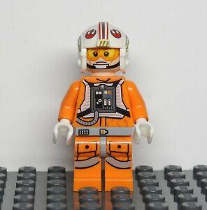 Lego Star Wars Luke Skywalker Minifigure Sw0569 75049