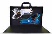 Lazer Tag Blasters Set For Kids Toy Team Playing Guns Pack Multiplayer 2 Pack