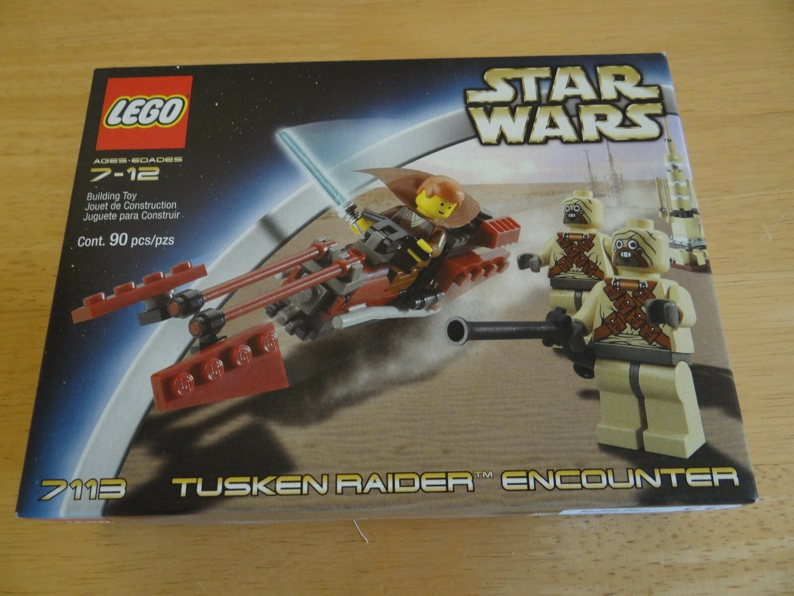 LEGO 7113 Star Wars Tusken Raider Encounter, BNIB