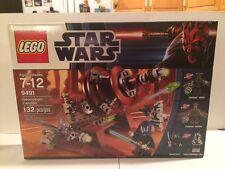 LEGO 9491 Geonosian Cannon Star Wars Series