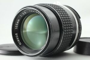 EXC-Nikon-Nikkor-Ai-s-AIS-105mm-f-2-5-MF-Prime-Lens-From-JAPAN-A097