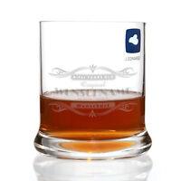 Whiskeyglas Mit Gratis Gravur Von Namen, Alter & Ort Motiv: Special Flavour