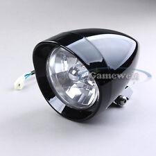 Scheinwerfer mit Innenreflektor für Chopper/Harley Motorrad 12V E-Prüfzeichen