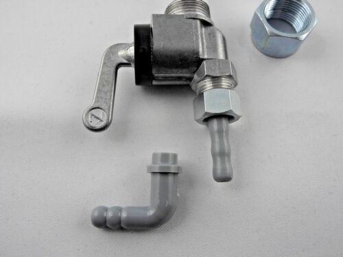 Benzinhahn PUCH SV125 SV175-1A Qualität made in germany M16x1 fuel tap