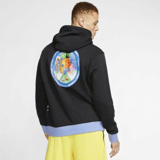 Men's Sz L Nike Kyrie Irving Spongebob