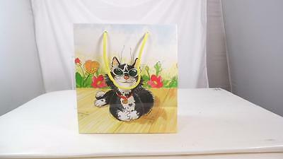 """SUZY/'S ZOO /'SUZY DUCKEN/' 13.5/""""x10/""""x4.5/"""" GIFT BAGS LOT OF 3 NEW SPRING EASTER"""