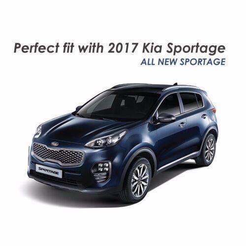 Trunk Chrome Garnish For 2017 2018 Kia Sportage