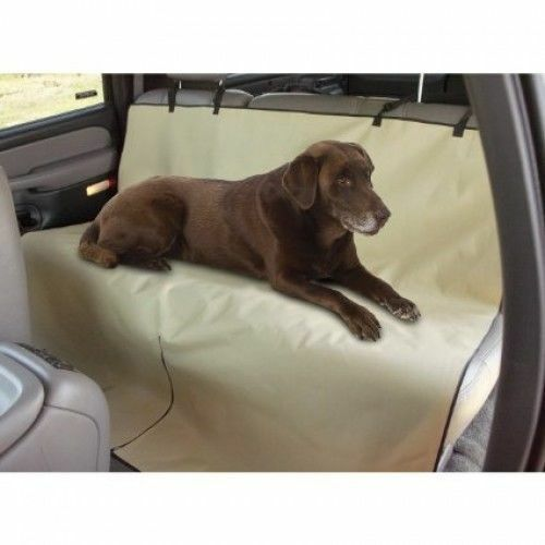Waterproof Dog Car Seat Cover Cat Pet SUV Door Van Back Rear Bench Hammock Liner