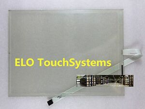For Elo E509854 SCN-A5-FLT17.1-Z01-0H1-R Touch Screen Panel Glass f8