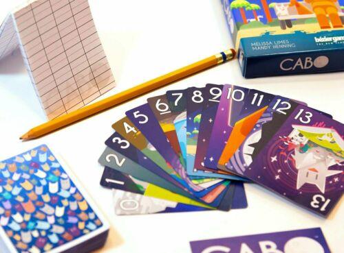 BEZCABO Bezier Games CABO The Elusive Unicorn Card Game