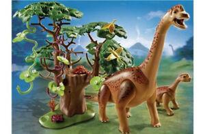 Playmobil 5231 Brachiosaure avec bébé 4008789052315