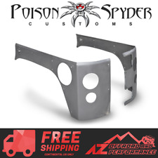 Poison Spyder 18-05-021 Crusher Corners Fits 07-18 Wrangler (jk)