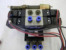 HP 1090M Series II HPLC Chromatograph 0101-0558 Valve Assembly  1A3