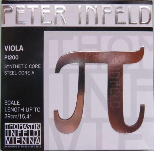 Kompl.Satz. Supersaiten Neuerscheinung Peter Infeld Viola