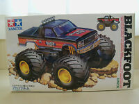Tamiya - Blackfoot Junior Ford Monster Truck Motorized 1/32 Model Kit (sealed)