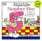 The Numberlies: Number Five by Colin Hawkins, Jacqui Hawkins (Paperback, 2000)