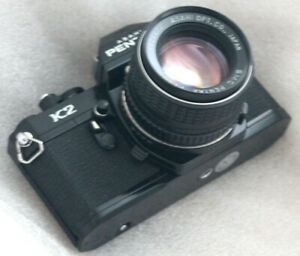 Pentax-K2-noir-1-4-50-teste-TBE-black-checked-near-mint