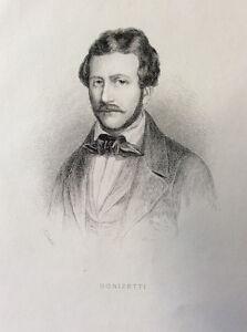 Gaetano-Maria-Donizetti-1797-1848-compositeur-Musique-Italia