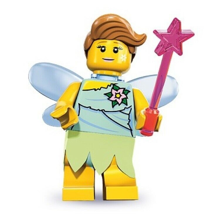 Lego Minifigures, 8833 Collectible Minifigure Series 8
