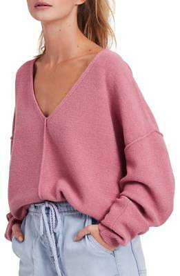 NWT Free People Take Me Places Pullover Retailer $108