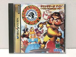 Clockwork-Knight-2-Sega-Saturn-Jap