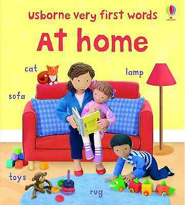 1 of 1 - Very First Words: At Home, Brooks, Felicity, Very Good Book