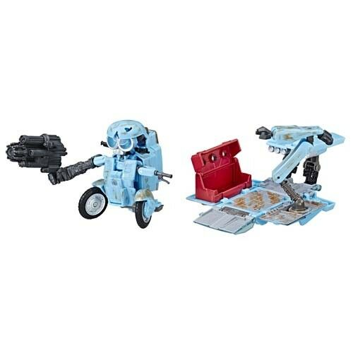 Hasbro Transformers 5 _ Deluxe Smooth Smooth Smooth _ azione cifras 478430