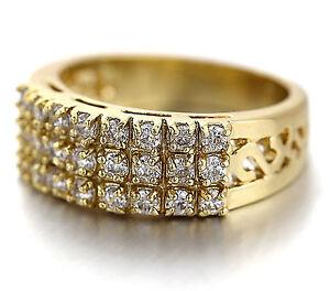 SHINE 9K GF Dress Ring