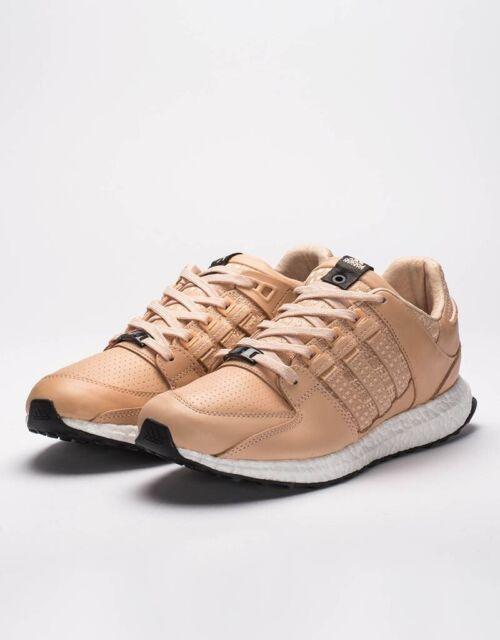 new arrivals 3df91 8f02d Adidas Originals EQT Support 93/16 Avenue Vachetta Tan Boost UK 8.5  Guidance ADV