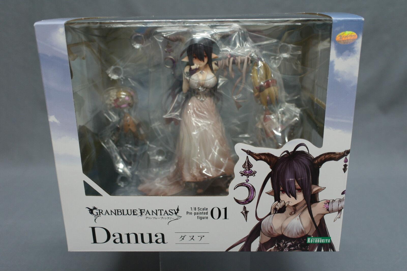 GRANblu fantasycc Danua 1 8 Kotobukiya Japan  nuovo  fino al 50% di sconto