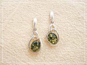 Boucles-d-039-oreilles-pendantes-ambre-vert-veritable-baltique-et-argent-925-BO88