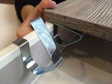 4 Befestigung Küchensockel Sockel Sockelblende Klammer Halter Küche Sockelleiste
