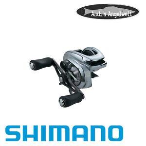 Shimano Bantam MGL 151 LH / HG / XG - Baitcastrolle - Neuheit - Aktionspreis