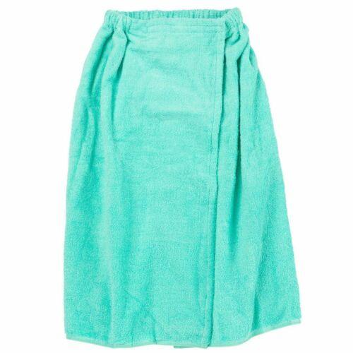 Viv /& Lou Soft Terry Towel Wrap Mint
