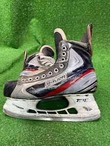 Bauer-Vapor-APX-Pro-Stock-Hockey-Skates-Carbon-Blades-Shoe-Size-Men-s-9-5-Senior