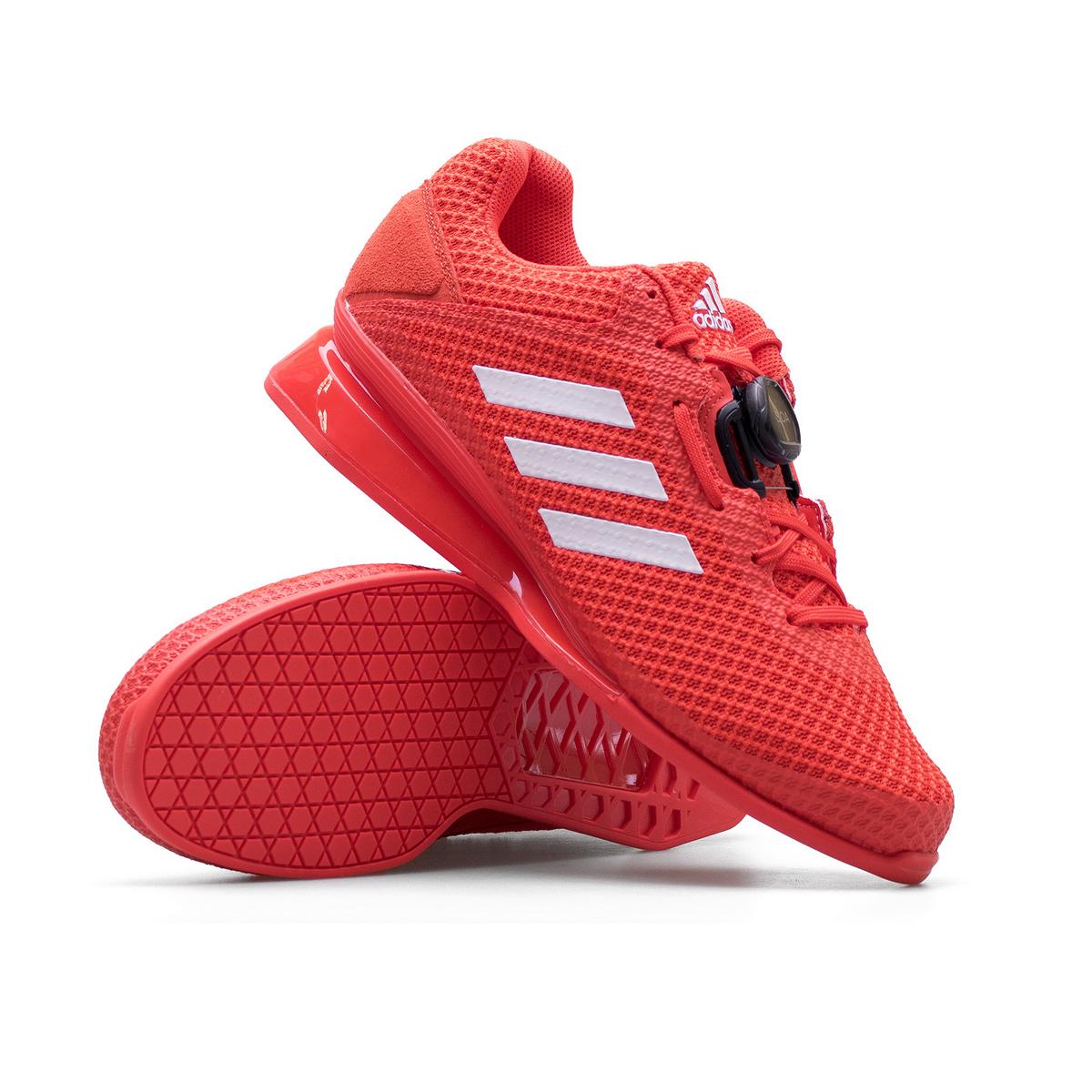 adidas Leistung 16 II BOA Gewichtheben Kraftsport Schuhe Weightlifting AC7465