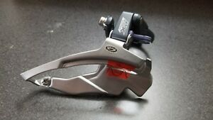 NOS-Shimano-LX-FD-M571-Front-Derailleur-34-9mm-Top-Pull