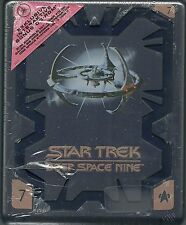Star Trek Deep Space Nine Season 7 Hartbox Deutsche Ausgabe Neu OVP Sealed OOP