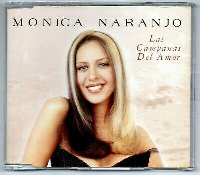 Mónica Naranjo Las Campanas Del Amor Megamix Ultra Rare Spanish Cd Single Nuevo Ebay