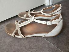 a3b3e26cb01 item 3 Womens Clarks Rona Sparkle Active Air Leather White Sandals Size 6.5  RRP £45 -Womens Clarks Rona Sparkle Active Air Leather White Sandals Size  6.5 ...