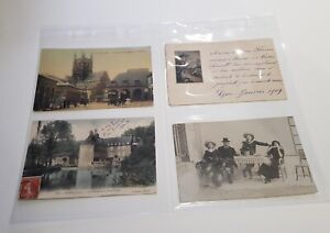Photo-Postcard-Album-Spare-Pages-6-034-x-4-034-A4-Archive-Quality-Acid-Free-Pack-of-25