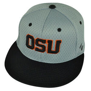 NCAA Oregon State Beavers Zephyr Flat Bill OSU Size Small Hat Cap ... 74226e12d6a1