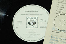 SERKIN, MOZART, MARLBORO -Konzert Es-dur 2 ...- LP CBS Promo Archiv-Copy mint