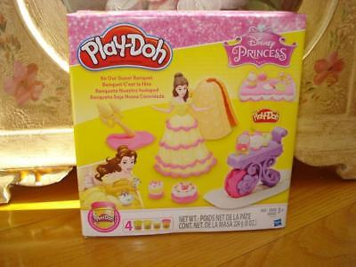 Princess Belle Play-Doh Be Our Guest Banquet