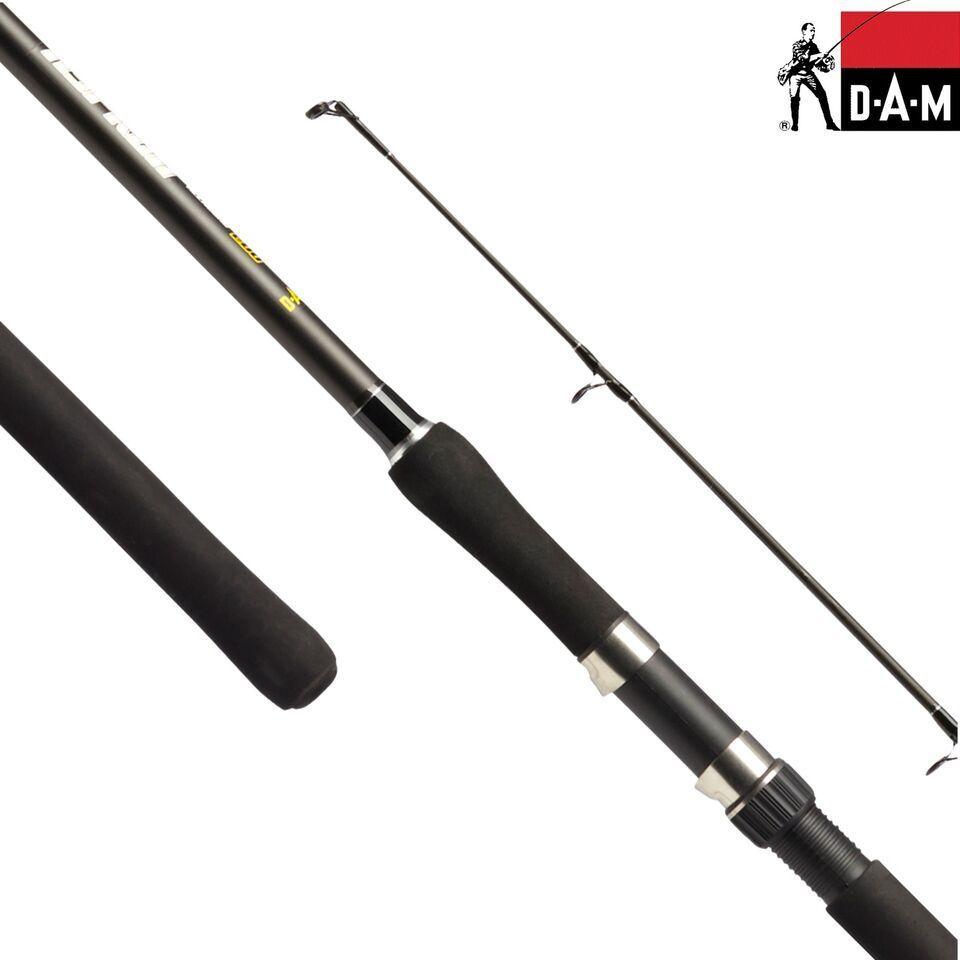 Dam Hypron Allround Pêche Canne à Lancer 1.80m - 3.30m 2sec