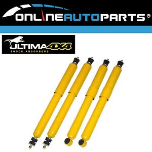 4 Gas Shock Absorbers suits Toyota Landcruiser 80 105 Series HD Front & Rear