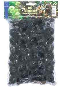Biokugeln Biobälle Filterbälle Volumen: 2,35l Maße: Ø je Ball 3cm Filter