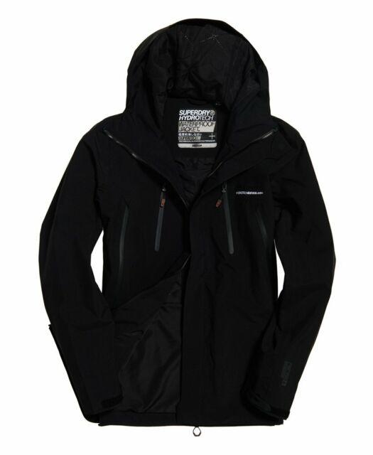 Superdry Men's Hydrotech Waterproof Jacket at Amazon Men's