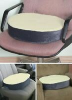 Gel Cushion Foam Comfort Seat Orthopedic Home Car Chair Donut Posture