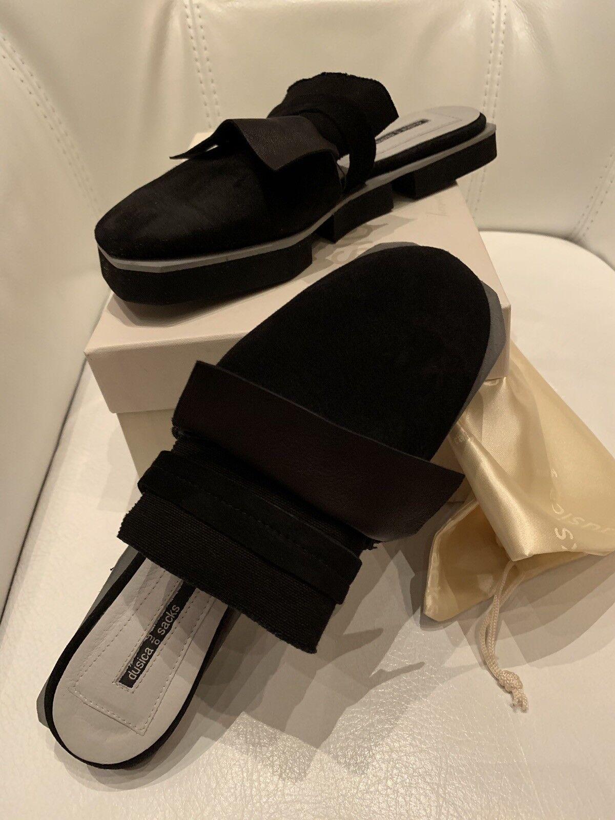 Dusica sacos sacos sacos Mulas Zapatillas Zapatos  alta calidad y envío rápido